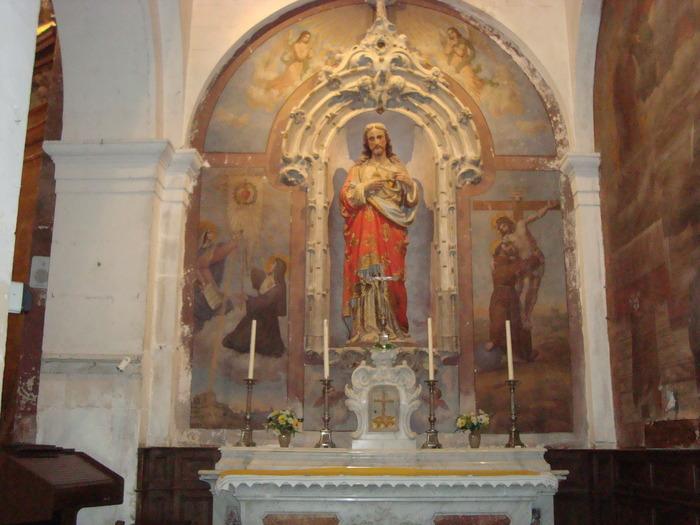 Journées du patrimoine 2018 - Visite de l'église St Pierre de Doix