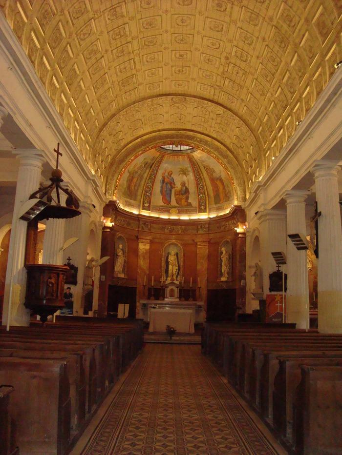 Journées du patrimoine 2017 - Visite de l'Eglise St Pierre de Doix