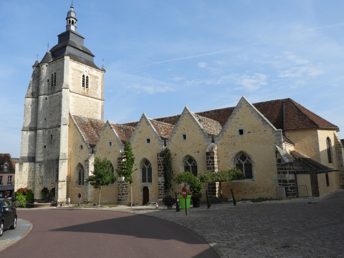Journées du patrimoine 2018 - Visite libre de l'église Saint-Pierre