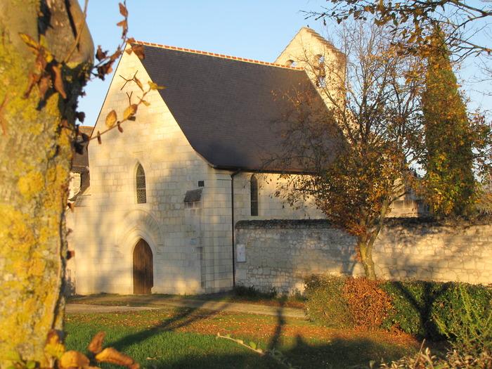 Journées du patrimoine 2018 - Visite de l'église ST PIERRE Artannes sur Thouet