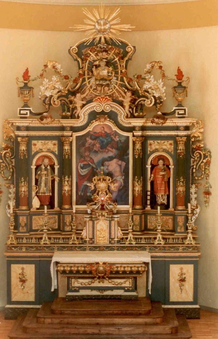Journées du patrimoine 2018 - Visite commentée de l'église Saint-Sigismond