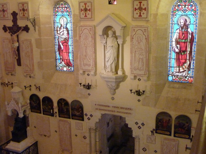 Crédits image : © Église de Saint-Médard-d'Eyrans