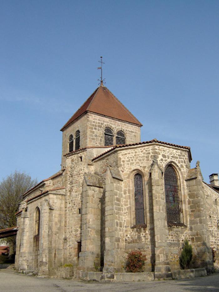 Journées du patrimoine 2018 - Visite libre de l'église de la Tourette du XIIe siècle.