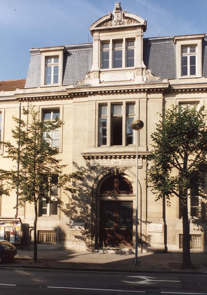 Journées du patrimoine 2018 - Visite de l'ENSIC, l'une des plus anciennes école d'ingénieurs de Nancy