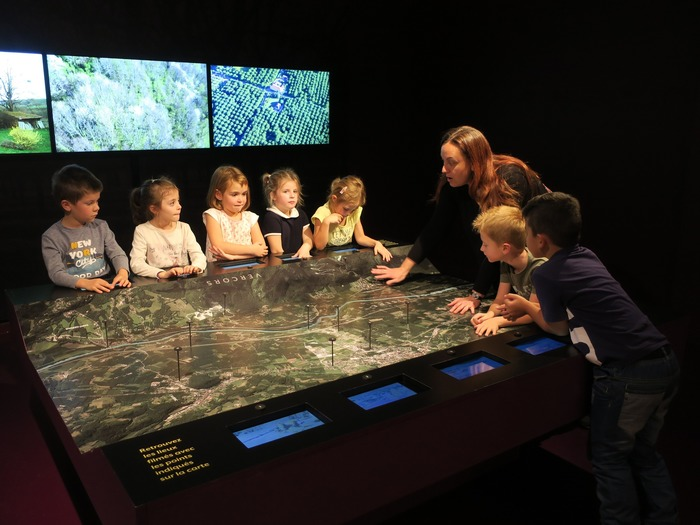 Journées du patrimoine 2018 - Visite de l'exposition