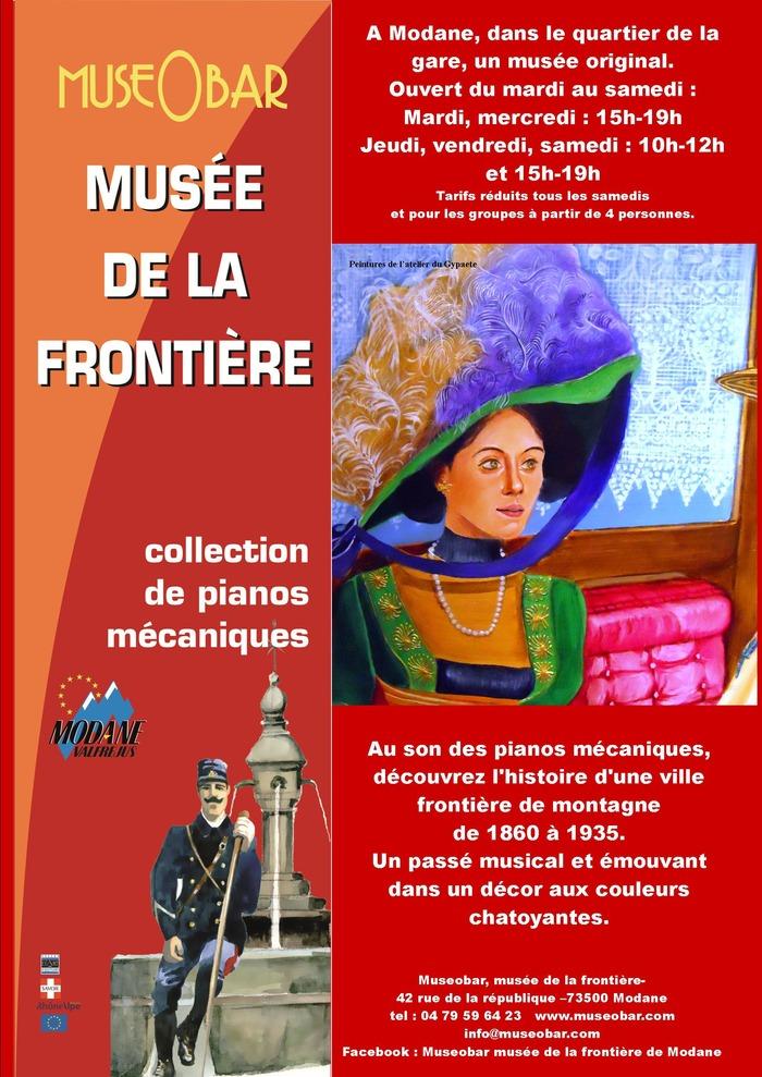 Journées du patrimoine 2018 - Visite de l'exposition permanente du museobar.