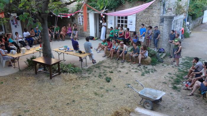 Journées du patrimoine 2017 - Visite de l'habitat participatif