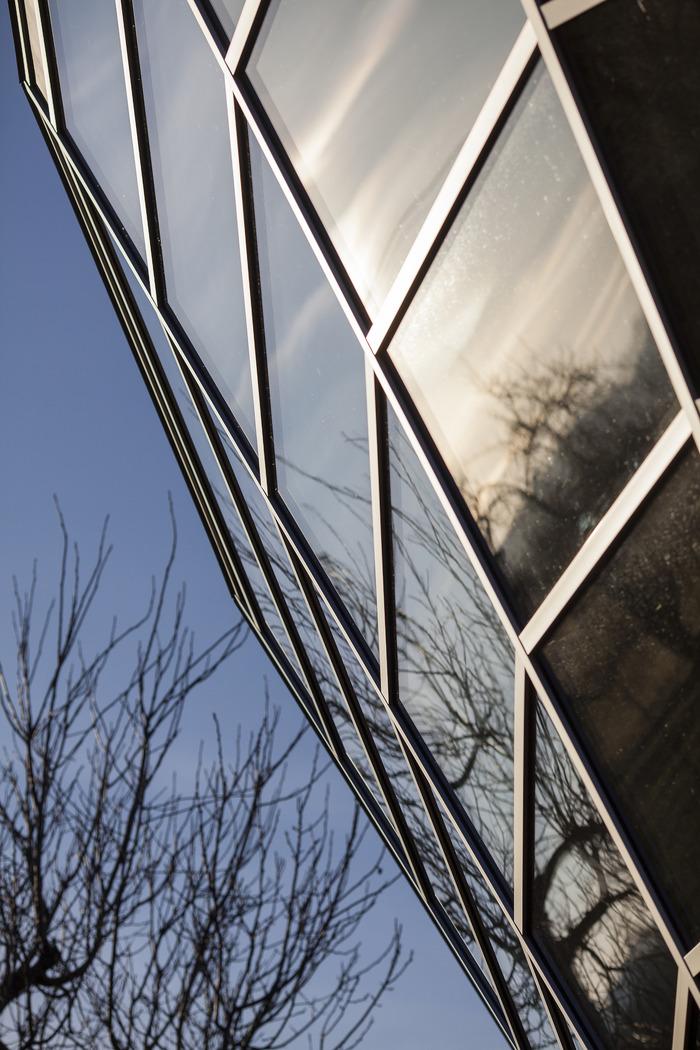 """Journées du patrimoine 2018 - Visite de l'Heliodome, un concept """"architecture heliodynamique"""" par Eric Wasser (Prix du Président de la République Concours Lépine en 2003)"""