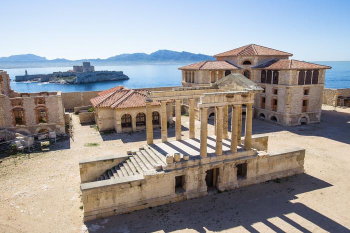 Crédits image : Photographie : Cppyright Office de Tourisme et des Congrès de Marseille (OTCM)