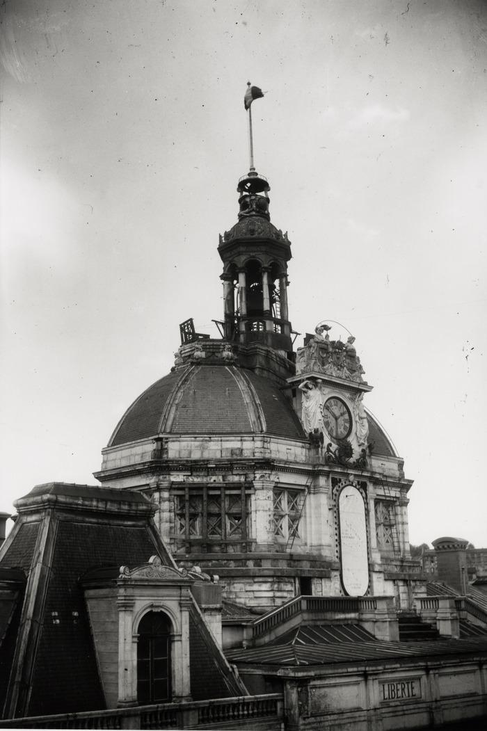 Journées du patrimoine 2020 - ANNULEE // Visite commentée de l'Hôtel de Ville de Saint-Étienne.