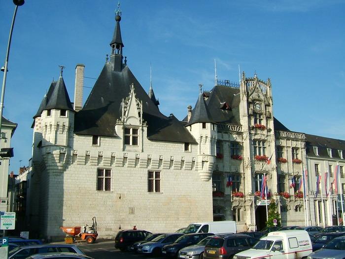 Journées du patrimoine 2017 - Visite de l'Hôtel de Ville de Saumur