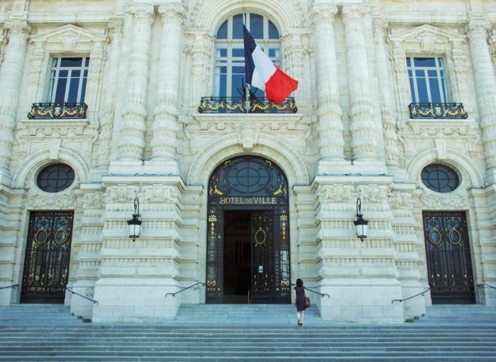 Visite de l'Hôtel de Ville