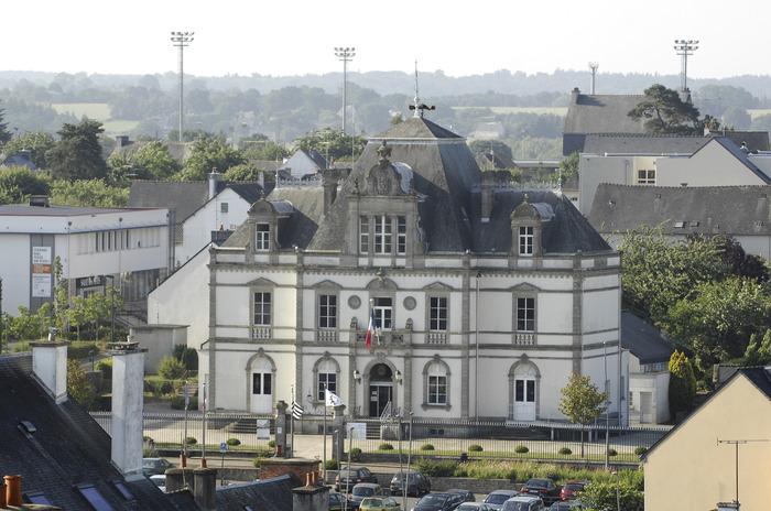 Journées du patrimoine 2018 - Visite de l'hôtel de ville de Ploërmel