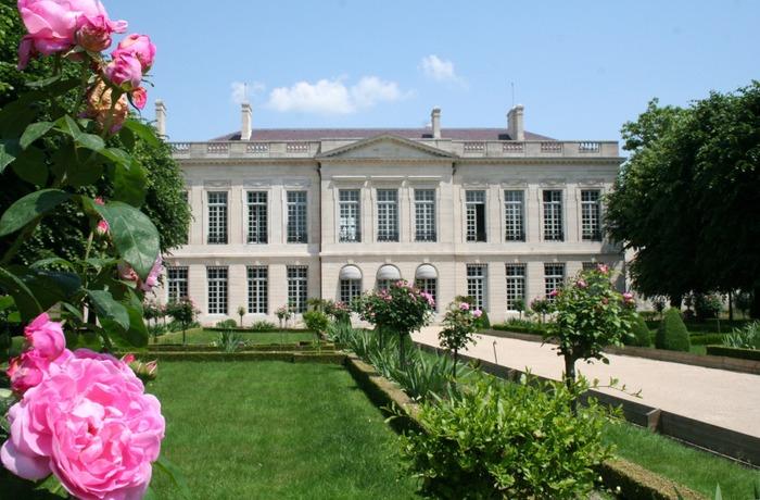 Journées du patrimoine 2018 - Visite libre de l'Hôtel des Intendants de Champagne