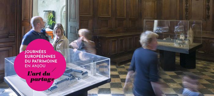 Journées du patrimoine 2018 - Visite de l'Hôtel du Département et de la Préfecture