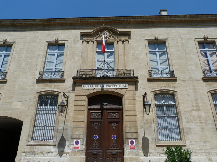 Journées du patrimoine 2018 - visite de l'Hôtel  Forbin de Sainte Croix (Hôtel de la Préfecture)