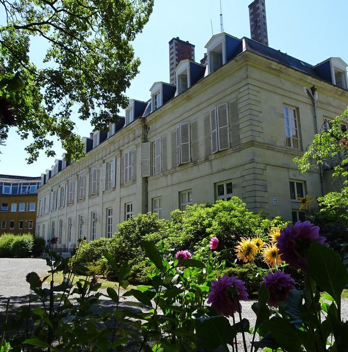 Journées du patrimoine 2018 - Visite de l'hôtel préfectoral de la Mayenne