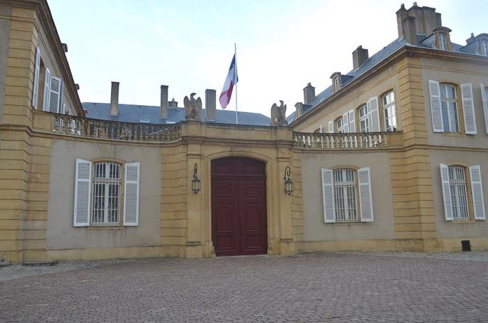 Journées du patrimoine 2018 - Visite de l'hôtel préfectoral de la Moselle