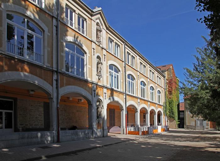 Journées du patrimoine 2018 - Visite de l'institution Saint Joseph ancien couvent des dominicains.