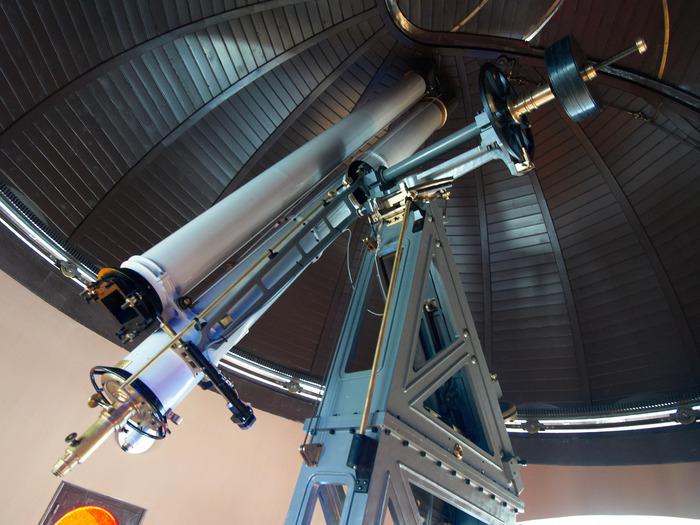 Journées du patrimoine 2018 - Visite de l'observatoire Camille Flammarion