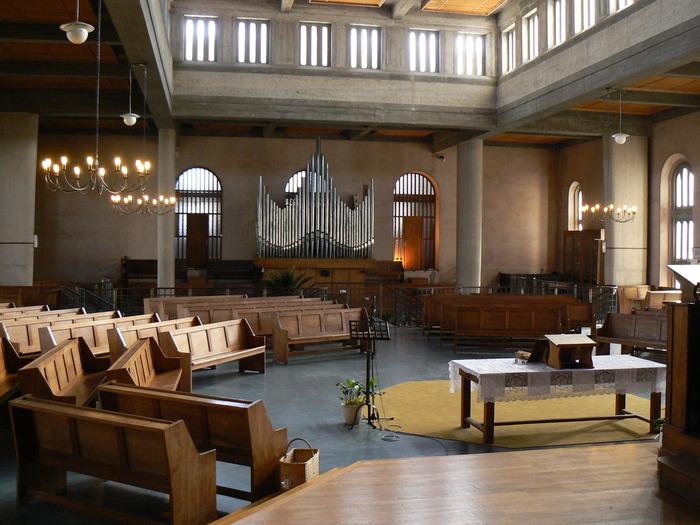 Journées du patrimoine 2018 - Présentation de l'orgue du temple protestant