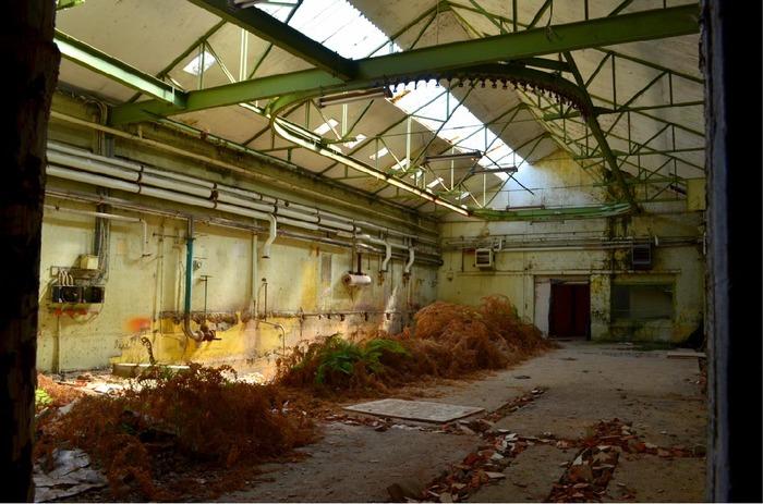 Journées du patrimoine 2018 - Visite de l'usine textile Moreau à la Monnerie