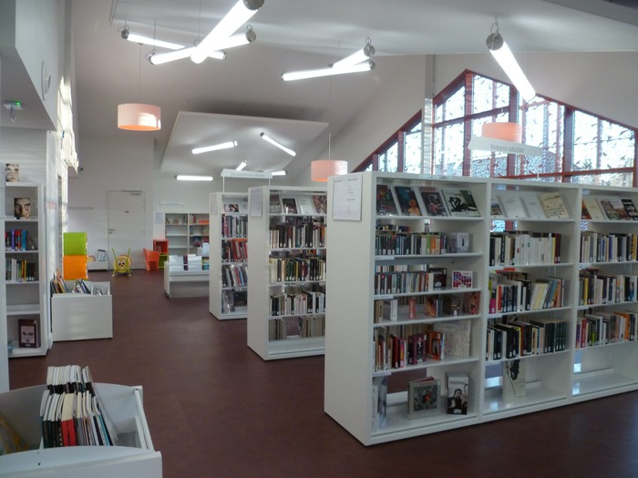 Journées du patrimoine 2018 - visite de la bibliothèque