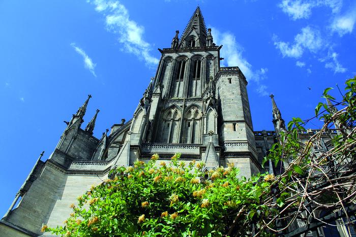 Journées du patrimoine 2018 - Visite guidée de la cathédrale Notre-Dame-de-Sées