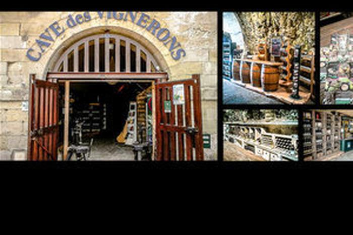 Visite de la cave des producteurs de Montlouis