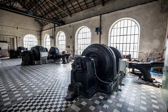 Journées du patrimoine 2018 - Visite commentée de la centrale hydroélectrique Alpes-Hydro d'Argentine 1