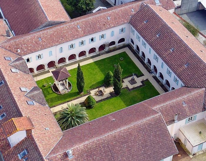 Journées du patrimoine 2018 - Visite du cloître et de la chapelle