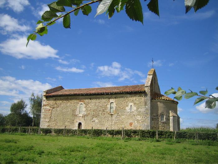 Journées du patrimoine 2018 - Visite commentée de la chapelle de Chanteins.