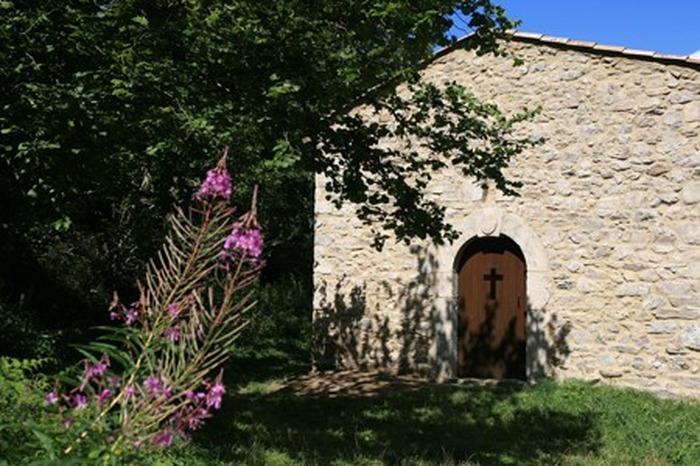 Journées du patrimoine 2018 - Visite de la chapelle de la Madeleine.