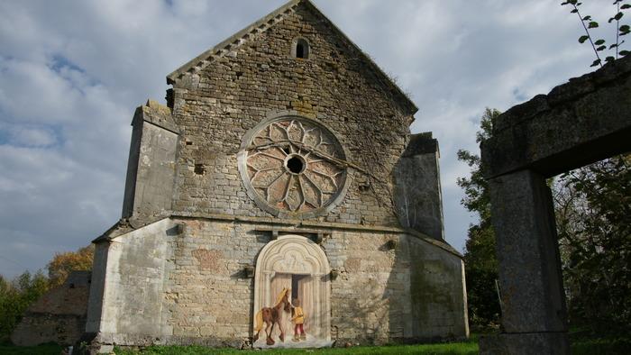 Journées du patrimoine 2018 - Visite de la chapelle de Libdeau
