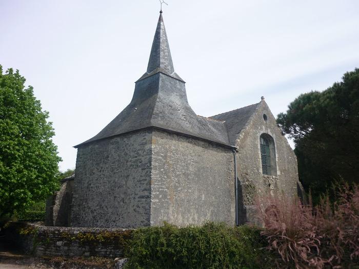 Journées du patrimoine 2018 - Visite de la Chapelle de Prigny