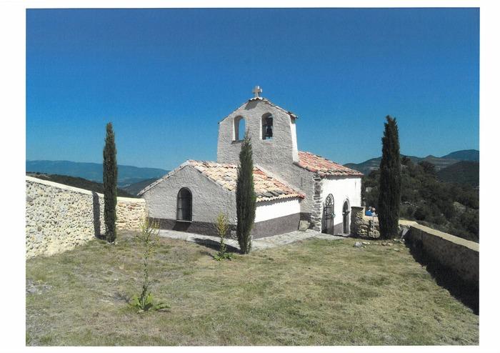 Journées du patrimoine 2018 - Visite de la Chapelle de St Forent