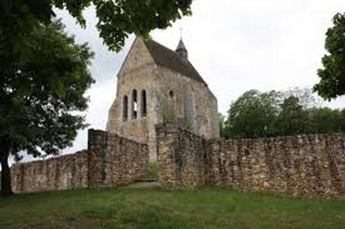 Journées du patrimoine 2018 - Visite de la chapelle de Vauguillain