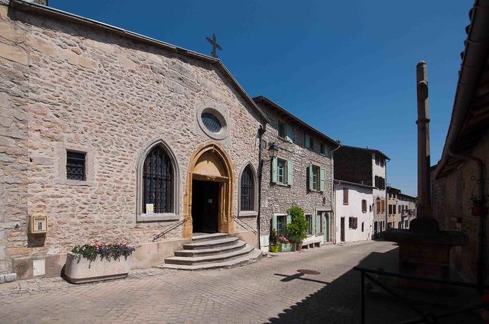 Journées du patrimoine 2017 - Visite de la chapelle des carriers