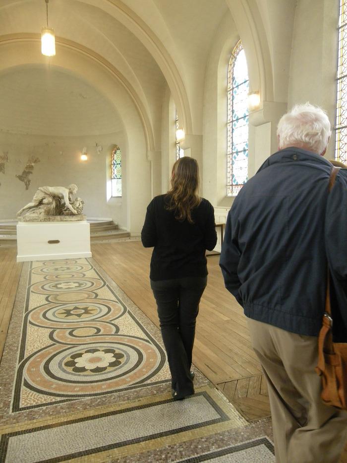 Journées du patrimoine 2018 - Ouverture exceptionnelle de la chapelle des Tanneurs, réserve du Château-Musée