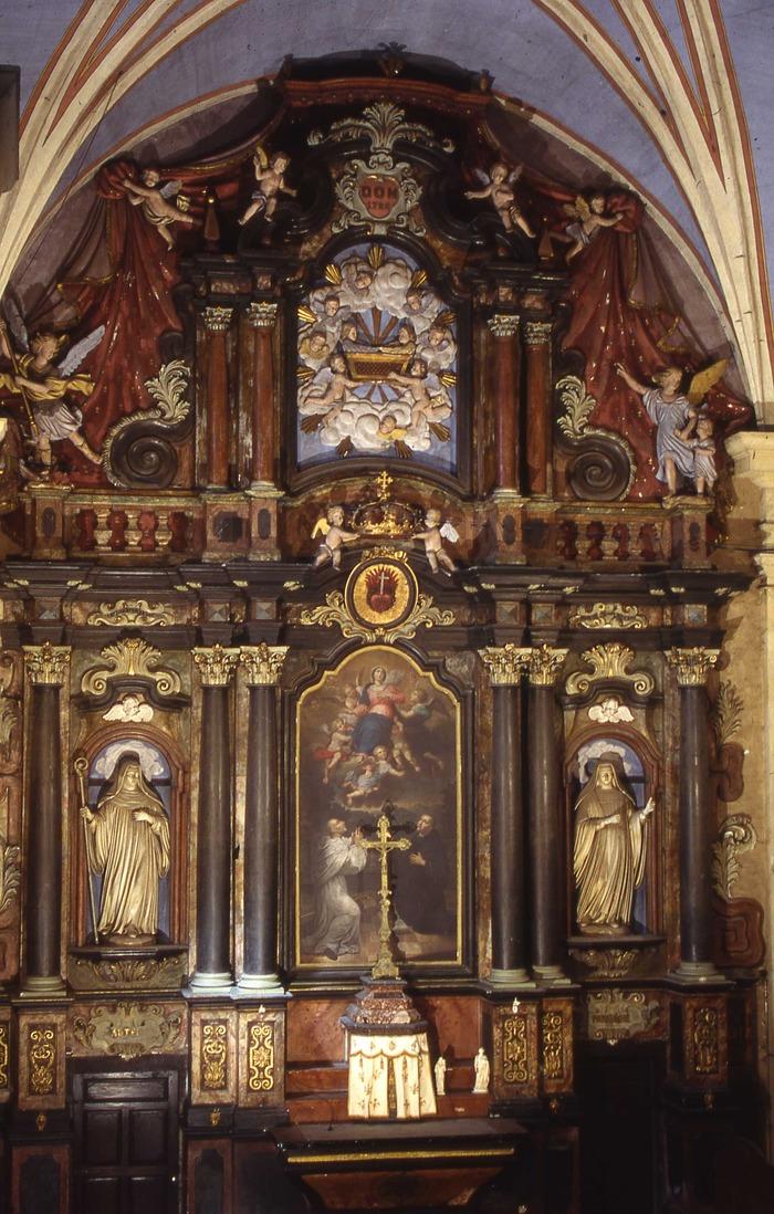 Journées du patrimoine 2018 - Visite guidée de la chapelle du collège Sainte-Marie.