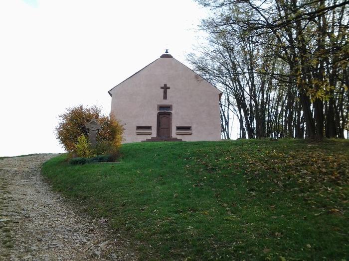 Journées du patrimoine 2018 - Visite de la chapelle Saint-Wendelin et du chemin de croix