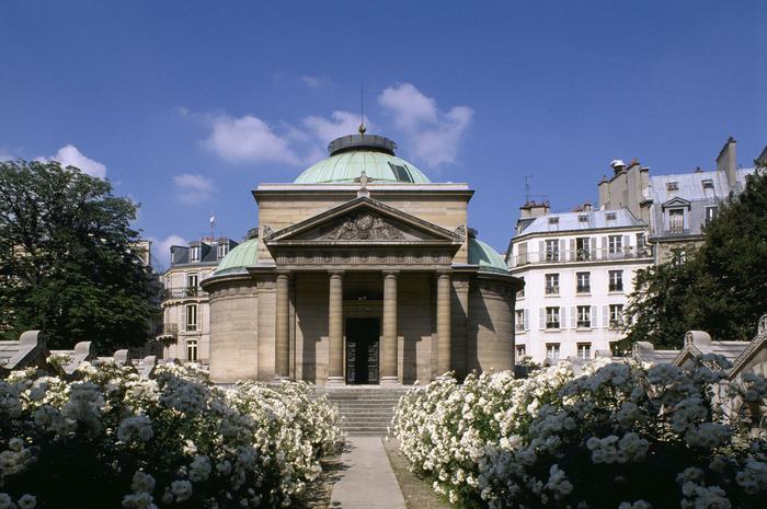 Crédits image : Chapelle expiatoire © Jean-Luc Paillé – CMN