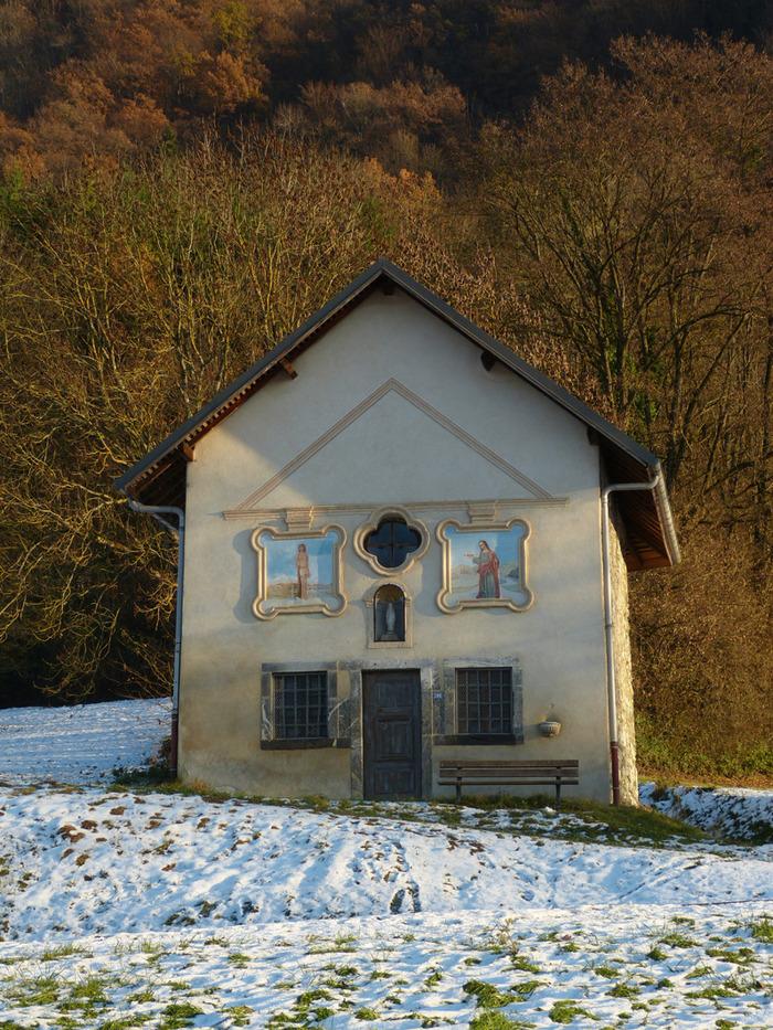 Journées du patrimoine 2018 - Visite de la chapelle Notre-Dame des Grâces.