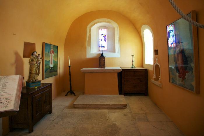 Journées du patrimoine 2018 - Visite de la chapelle Notre-Dame-de-Pitié de Fissy