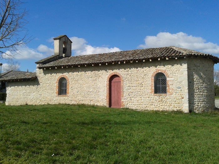 Journées du patrimoine 2018 - Visite de la chapelle Saint-André de Chânes.