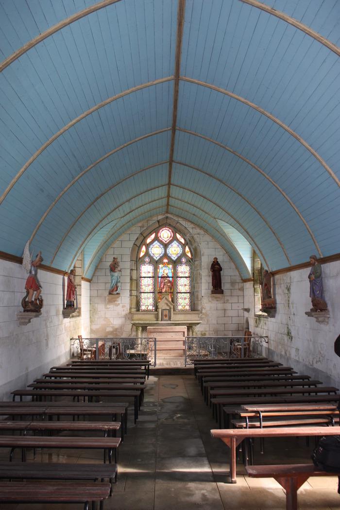 Journées du patrimoine 2018 - Visite libre de la Chapelle Saint Fiacre