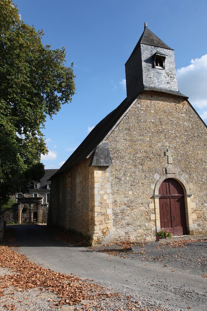 Journées du patrimoine 2018 - Visite de la Chapelle Saint-Germain
