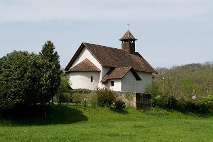 Journées du patrimoine 2018 - Visite libre de la chapelle Saint-Hilaire d'Avaux