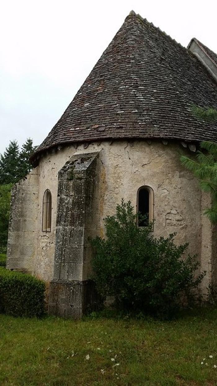 Journées du patrimoine 2018 - Visite de la chapelle Saint-Lazare