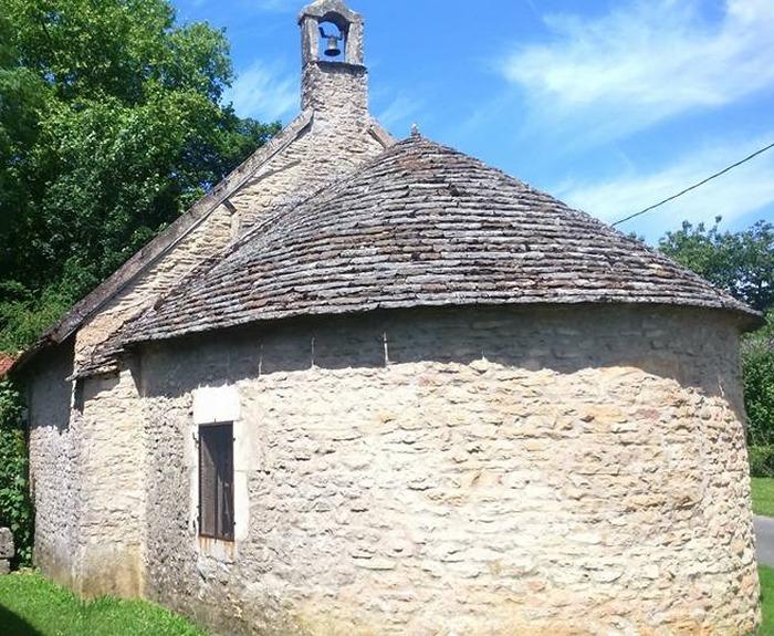 Journées du patrimoine 2018 - Visite de la Chapelle Saint-Médard, Hameau de Sens, Sennecey-le-Grand